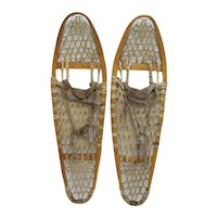 Bentwood Snowshoes