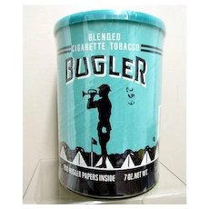 Bugler Tobacco Container Unopened