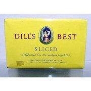 Dills Best Flat Pocket Tin