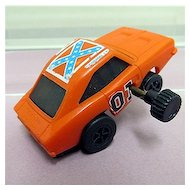 Wind-Up General Lee Toy Car