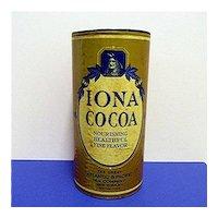 IONA Cocoa Tin 2 Pound Size