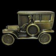 Car Bank 1908 Cadillac Cast Metal