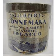 Advertising Tobacco Tin For Gallaher's Connemara