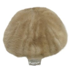 Mink Hat MINT Condition