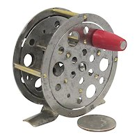 Fly Fishing Reel American Skeleton Reel