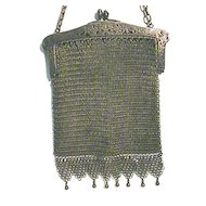Hand Bag or Purse  Mesh