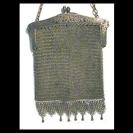 MESH Hand Bag or Purse