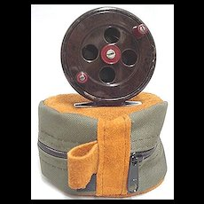 Holden #2 Fly Reel with case MINT