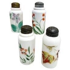 Glass Shakers American Circa 1890