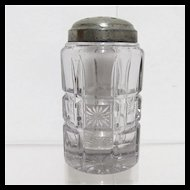 Sugar Shaker 1908 American Glass