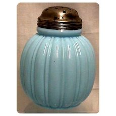 Sugar Shaker American Antique Glass 1895