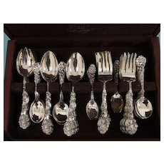 Gorham Versailles Sterling Silver Serving PIieces