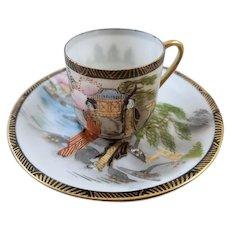 Coffee Demitasse Porcelain & Pottery | Ruby Lane