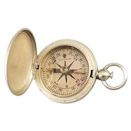 WW2 vintage Wittnauer US Army Corps of Engineers military compass m326