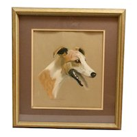 Original Greyhound Portrait