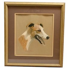 Original Greyhound Portrait