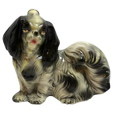 Pekingese/Shih Tzu Dog Decanter - BORGHINI Italian Red Wine