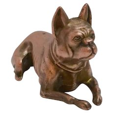 Jennings Brothers French Bulldog Dog c.1930's