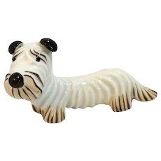 "Walter Bosse for Metzler & Ortloff Terrier Dog 4"" Germany 1927-1930"