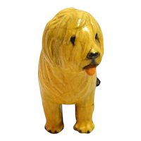 Rare Mortens Studio Old English Sheepdog circa 1950's