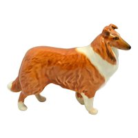 Beswick Collie Dog A. Gredington c. 1962 - 1975