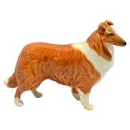 Beswick Collie Dog A. Gredington c. 1962 - 1975