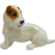 "Royal Doulton Sealyham Terrier ""Dogs of Character"" #HN 2508"