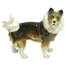 Karl Ens Keeshond Wolfsspitz Dog c. 1945