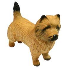 Beswick Cairn Terrier Figurine Matte