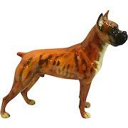 Goebel Boxer Dog Figurine CH617 c. 1968
