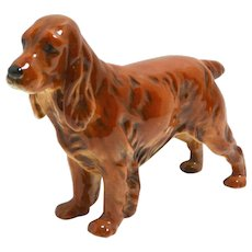 Goebel English Cocker Spaniel Figurine 1968