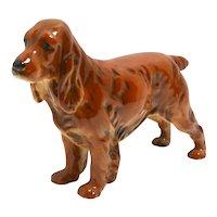 Goebel English Cocker Spaniel Dog Figurine c. 1968