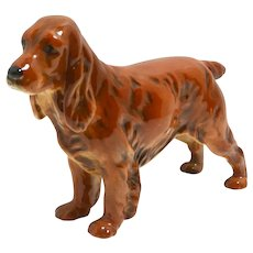 Goebel English Cocker Spaniel Figurine c. 1968