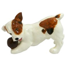 """Jack Russell Royal Doulton """"Dogs of Character"""" #H.N. 1103"""