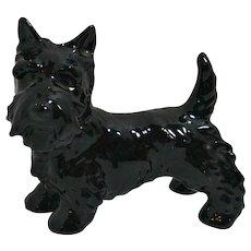 Vintage Goebel Scottish Terrier Dog Figurine