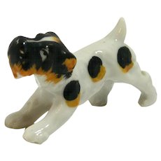 Occupied Japan Terrier Dog Figurine c. 1945-1952