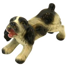 Goebel Springer Spaniel Puppy Figurine