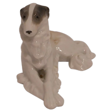 Vintage Russian Wolfhound Borzoi Metzler & Ortloff Germany