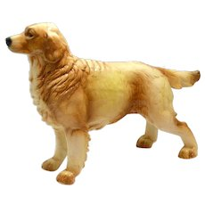 Large Rare Goebel Golden Retriever c. 1979 - mid 1980's
