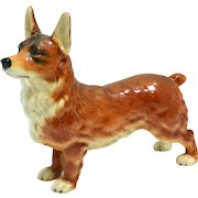 Goebel Pembroke Welsh Corgi Dog Figurine c.1960-1963