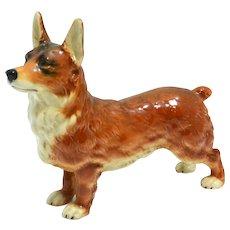 Goebel Pembroke Welsh Corgi Dog Figurine c.1960-1963