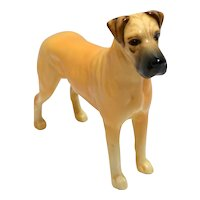 "Beswick Great Dane Dog ""Ruler of Oubourgh"" Large c.1941 - 1994"