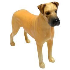 """Beswick Great Dane Dog """"Ruler of Oubourgh"""" Large c.1941 - 1994"""