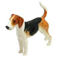 Royal Doulton American Foxhound HN2526 c. 1938 - 1952