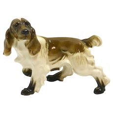 Hutschenreuther Springer Spaniel Figurine c.1955-1968
