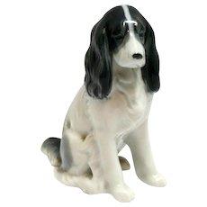 Metzler and Ortloff Spaniel Dog Figurine