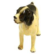 Vintage Morten's Studio Springer Spaniel Dog c. 1930's - 1940's