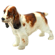 Royal Doulton Porelain English Cocker Spaniel HN 1036