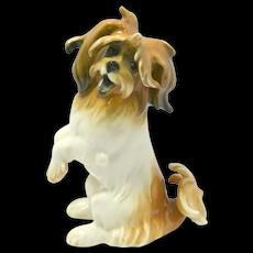 Karl Ens Lhasa Apso Porcelain Dog Figurine
