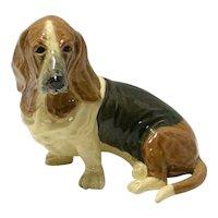 Basset Hound Figurine Heredites England